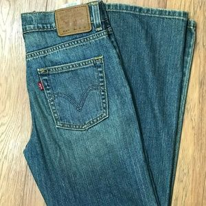 NWT Levis 514 Slim Straight Womens Jeans Size 27